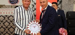 Türkmen Köylüler Esenyurt'ta buluştu
