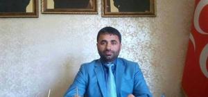 MHP Battalgazi İlçe Başkanı Samanlı Basın Bayramını kutladı
