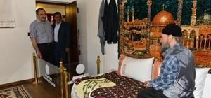 Vali Kaban Eskimalatya'da tarihi mekanları gezdi