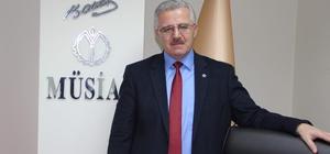 MÜSİAD Başkanı Ahmet Nur Basın Bayramını kutladı