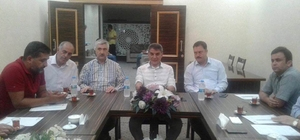 Tatvan'da 'Çevreyolu Projesi' masaya yatırıldı