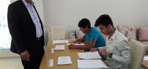 Bayırköy'de delege seçimleri yapıldı