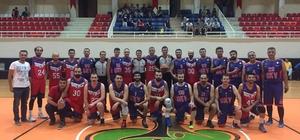 Gaziantep Kolej Vakfı basketbolda şampiyon oldu