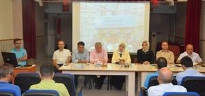 Merkez ilçe okul ve kurum müdürleri toplatısı