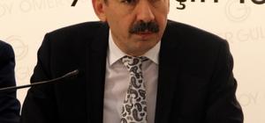 Ömer Gülsoy Ticaret Odası başkanlığına adaylığına açıkladı