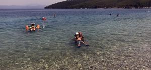 Engelli Çocukların Deniz Keyfi