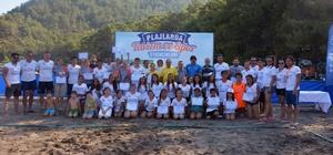 Plajlarda Turizm ve Spor Etkinlikleri Sona Erdi