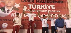 Kick Boks Türkiye Şampiyonu oldu