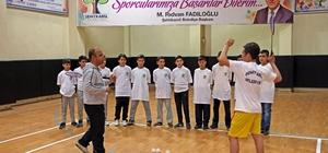 Sportif organizasyonlar başarıyla tamamlandı