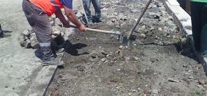 Akçakoca'da bakım ve onarım çalışmaları sürüyor
