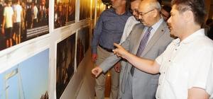 İHA'nın 15 Temmuz fotoğrafları Basın Bayramında büyük ilgi gördü