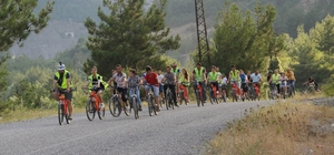Bafra'da Doğa Bisiklet Turu