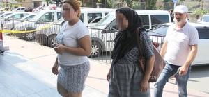 Otostop yapan hayat kadınlarına para cezası