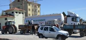 Kayseri Şeker'den pancar çiftçisine 5 bin ton mazot desteği
