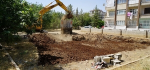 Mehmet Akif Mahallesi Taziye Evi inşasına başlandı