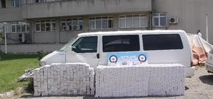Iğdır'da sigara kaçakçılığı