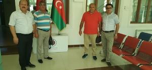 Türk Eğitim-Sen Başkanı Yer Azerbaycan'da