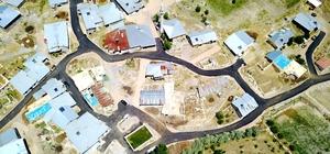 Yukarı Selimli ve Söğüt Mahalleleri asfaltlandı