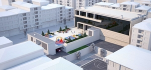 Poligon Kültür Merkezi ve Park Projesinin inşaatı başlıyor