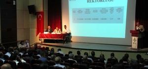 Bitlis'te 'İl Koordinasyon Kurulu' toplantısı