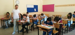 Hisarcık'ta destekleme ve yetiştirme yaz kurslarına yoğun ilgi