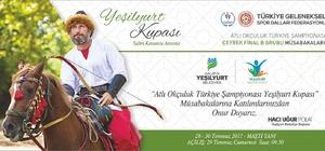 Atlı Okçuluk Türkiye Şampiyonası Çeyrek Final müsabakaları 28-30 Temmuz'da yapılacak