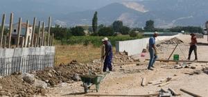 Muradiye yolunda çalışmalar devam ediyor