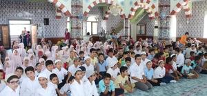 Adıyaman'da cami ve çocuk buluşması düzenlendi