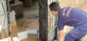 Selendi'de sel afetinin yaraları sarılıyor