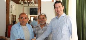 Kilis Belediyesi ile Mannheim Belediyesi işbirliği