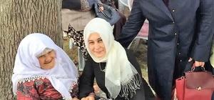 AK Partili kadınlar çalışmalarını sürdürüyor