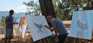Muğla Büyükşehirin sanata ve sanatçıya desteği sürüyor