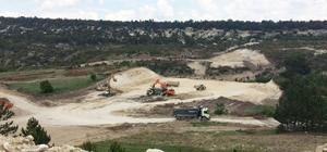 Kütahya Çamlıca Barajından 13 bin 970 dekar zirai arazi sulanacak
