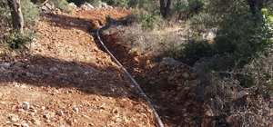 Karadere'nin hatları yenileniyor