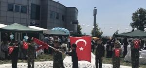 SEVMEKDER'den Başkanı Murat Uçar'ın oğlu erkekliğe adımını attı