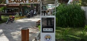 Köyceğiz'de engelli aracı şarj istasyonu kuruldu