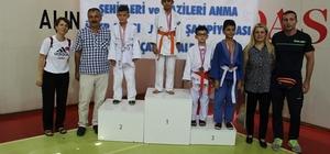 Judocular 15 Temmuz Şehitleri için yarıştı