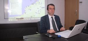 BEÜ Geomatik öğrencilerinden Zonguldak'ın turizm haritası çıkarıldı
