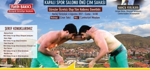Bozüyük'te ilk kez güreş festivali düzenlenecek