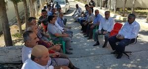 Samsatlı depremzedeler cumhurbaşkanı ile görüşmek istiyor