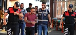 Güvercin hırsızları tutuklandı