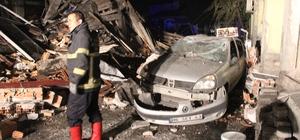 Lokantada tüp patladı: 3 yaralı