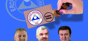 Başarılılar Erciyes Üniversitesinden