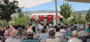 Eskigediz Belediye Başkanı Ercan Şimşek: Hepimiz kardeşiz