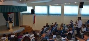 Temel eğitim kurumları bilgilendirme toplantısı yapıldı