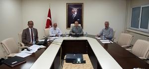 OSB yönetim kurulu toplantısı