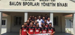 Kuşadası Gençlikspor 11 transfer yaptı