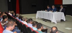 Vali Nayir: Eğitim, bizim öncelikli işimiz