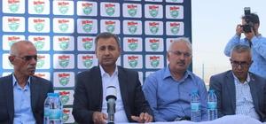 Kırşehir Belediyespor ilk toplantısını tesislerde yaptı