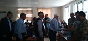 Şehit Astsubay Üstçavuş Yakup Akdağ Siirt'te taziye kuruldu